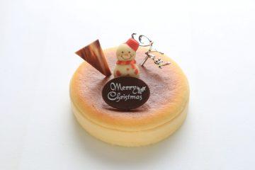 クリスマス 大きなふわチーズ 4号