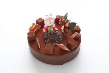 クリスマス ショコラティエール