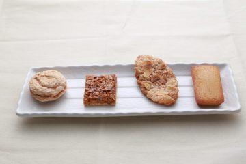 焼菓子4種