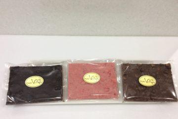 ショコラグランカッセ(パイン、苺、ラズベリー)